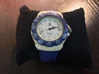 SALE‼️Vintage Tag Heuer Formula 1 F1 1st Generation Fiberglass Diver's Watch