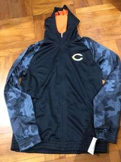 NFL Youth XL size Black Jacket 100% New