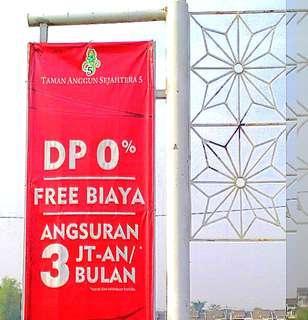 Cuma UTJ  3 Juta Dapat Rumah Ready Unit, DP 0%,  Free Biaya Lain Lain. Prambon Sidoarjo