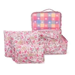 Travel Bag Set of 6 (Melody)