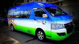 Transport to Malaysia
