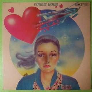 """【舊版""""Rock, Funk / Soul, Pop""""黑膠唱片】Yumi Arai 荒井由実 ~ Cobalt Hour (20 Jun 1975 Japan)"""
