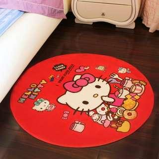 Hello Kitty Carpet 90cm x 90cm
