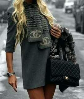 with HOLOGRAM CHANEL Jumbo Double Flap Bag Chanel Bag CC Bag Chanel Chain Bag Caviar Lambskin