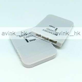 ((大量 全新))sony ps1 記憶卡 playstation 1 專用 memory card 1MB 記憶卡 ps1卡 ps save卡 sony ps1 memory card ps1 1mb 記憶卡 PS 卡 sony ps記憶卡 sorry ps1 卡