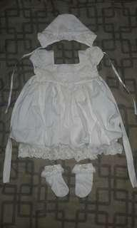 REPRICED! Baptismal Set