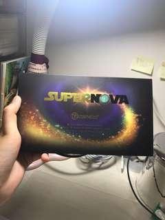Bh Supernova Baked Eyeshadow Palette