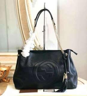 with Serial GUCCI Bag GG Bag Gucci Shoulder Bag Gucci Chain Bag