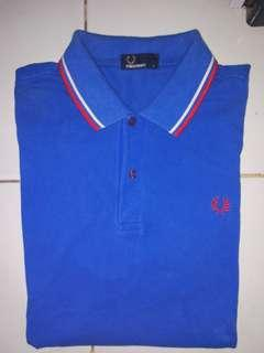 Polo shirt fred perry not lacoste ellesse sergio tacchini