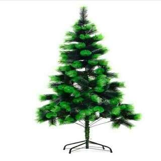 Christmas tree 5ft 6th dual color 150cm 180cm