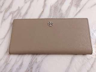 ㊣ Tory Burch Robinson Slim Wallet
