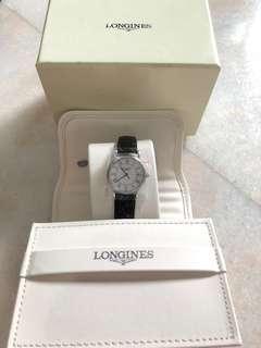 Longines Authentic Ladies Watch