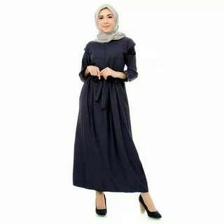 Fh wing dress hitam