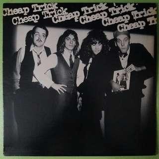 """【舊版""""Rock""""黑膠唱片】Cheap Trick ~ Cheap Trick (1977 US)"""