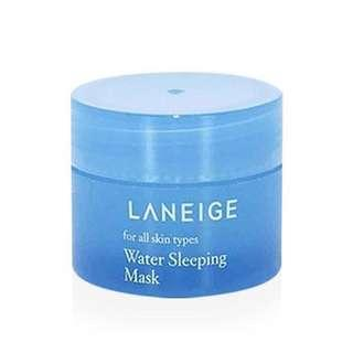 ✨INSTOCK! Laneige Water Sleeping Mask 15g