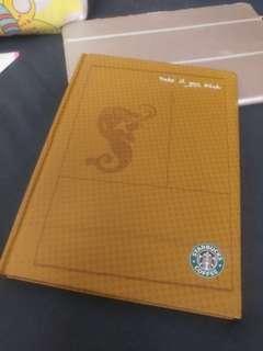 Starbucks coffee厚皮薄