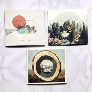 Rivers & Robots Original Album CDs