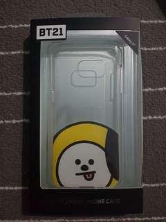 BTS OFFICIAL BT21 PHONE CASE