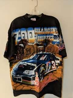 RARE Dale Earnhardt Jr. 1998 Race T-shirt