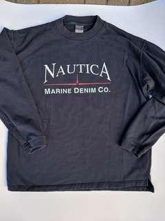 Vintage Nautica crewneck