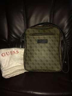 Guess Monogram slingbags