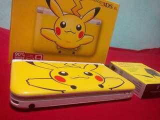 NINTENDO 3DS POKEMON (limited edition)