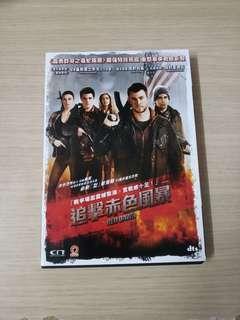 電影DVD追擊赤色風暴