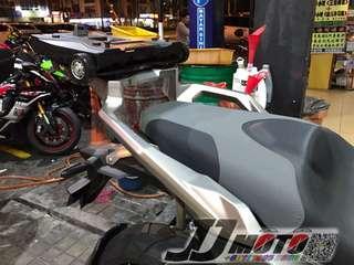 Honda X-adv750 Oem Genuine Rack