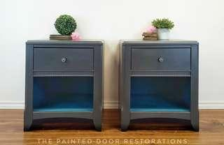 Nightstands/End Tables/Side Tables/Accent Tables