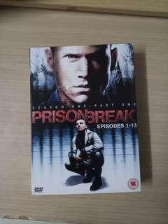 Prison break dvd eng sub英文字幕