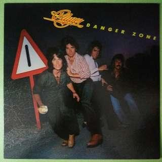 "【舊版""Rock""黑膠唱片】Player ~ Danger Zone (1978 US)"