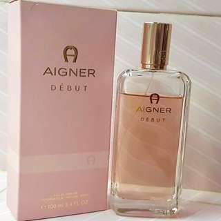Aigner Debut EDP 100ml