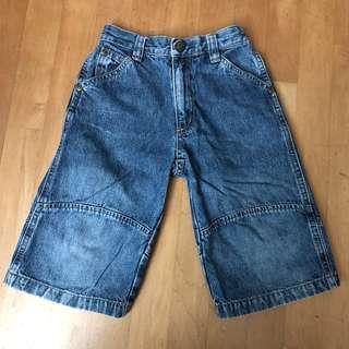 BOSSINI KIDS Blue Denim Jeans / Shorts / Pants for Boys size 110