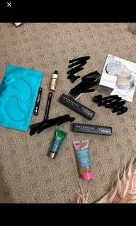 Makeup $5 each