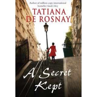 Ebook: A Secret Kept