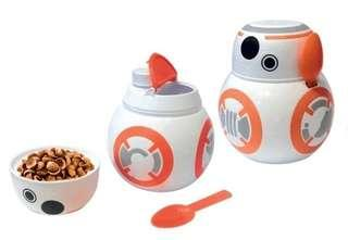 Starwars Cereal Container