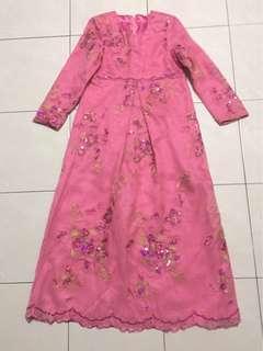 Jubah / Dress mengandung Bling Bling #H&M50