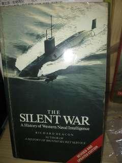 十月平。THE SILENT WAR