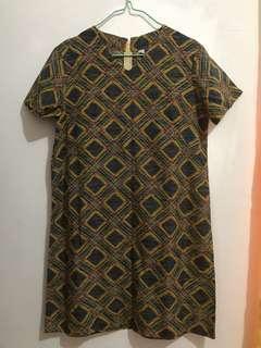 Banting harga dress lucu vintage