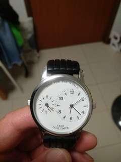 Dual Time  Quartz Watch