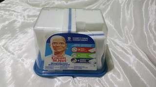 Authentic Mr. Clean Magic Eraser. DURABLE Version.