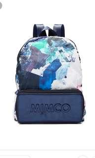 Mimco Auxiliary Backpack (foldable/compact bag)
