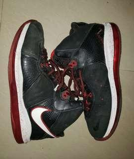 Nike Lebron James basketball 籃球鞋 US 11 XL