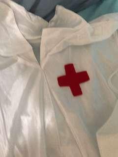 Halloween Nurse Costume