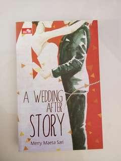 // NOVEL KOLPRI // A WEDDING AFTER STORY