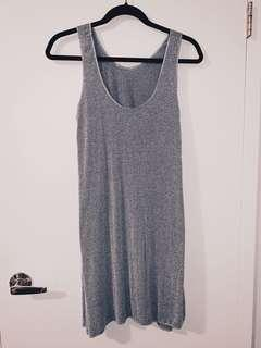 Wilfred Free - size Small - Grey Dress