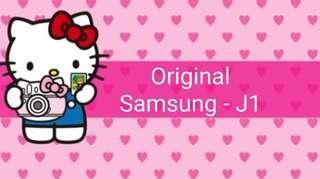 Samsung  J1 Original ( Used ) openline / working