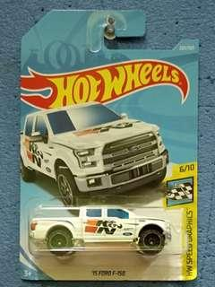 HOT WHEELS-15 FORD F-150