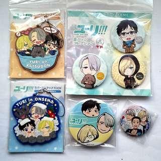 [OFFICIAL] Yuri on Ice Merchandise - Podium Family #OCT10