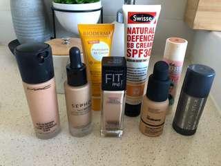 Tan foundation bulk bundle